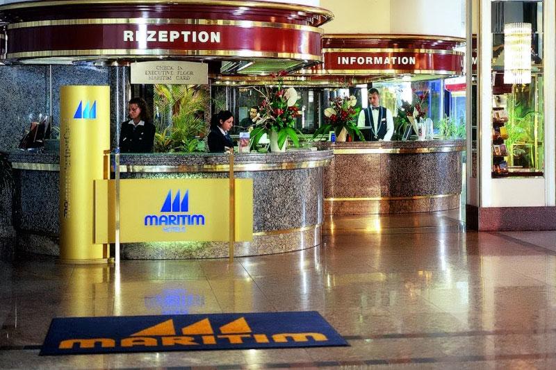 HobbitCon | Hotel Maritim Bonn - Reception
