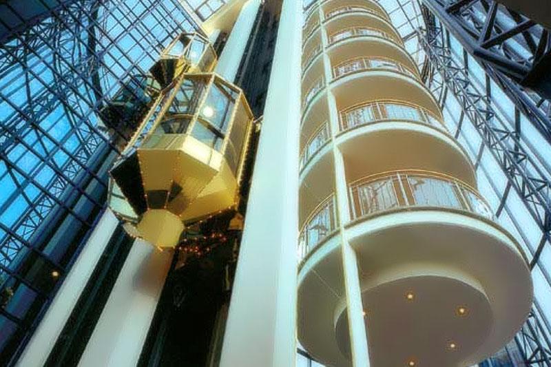 HobbitCon | Hotel Maritim Bonn - Lifts